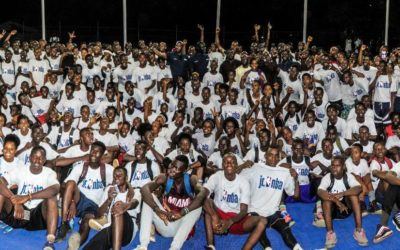 May 4, 2019 – Official Launch of the Junior NBA Africa in Conakry, Guinea