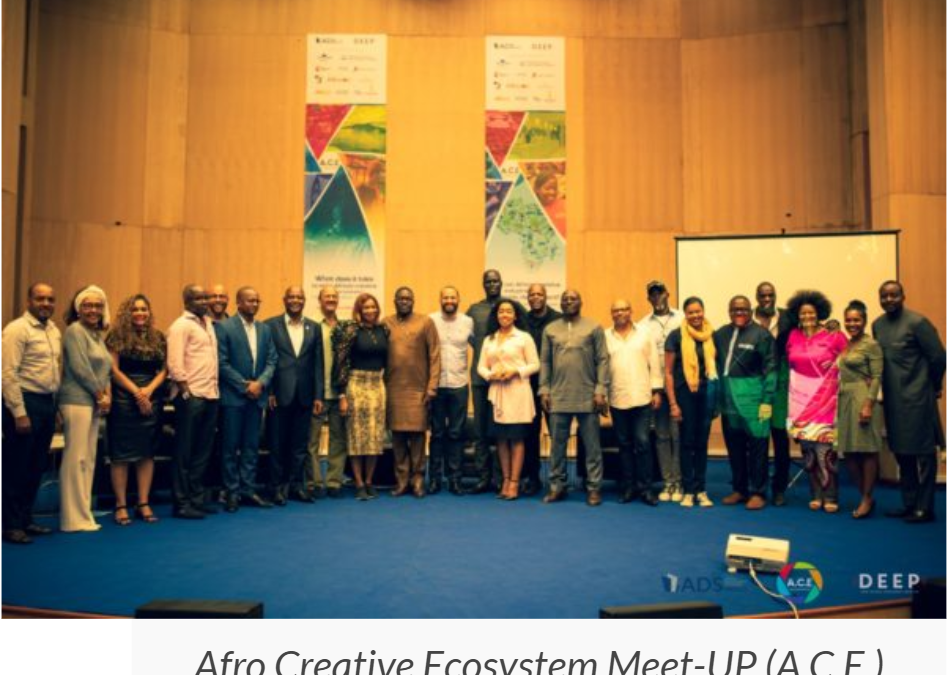 6 January 2020 Why is it important to support African creative industries ? Insight from Samba Bathily