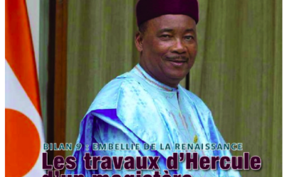 15 july 2020 – Special report on ADS project in Niger supplement of Confidentiel Afrique